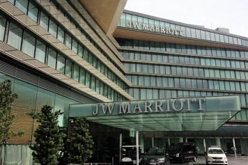 ハノイ、オバマ大統領が滞在した翌日JWマリオットホテルに行ってみた