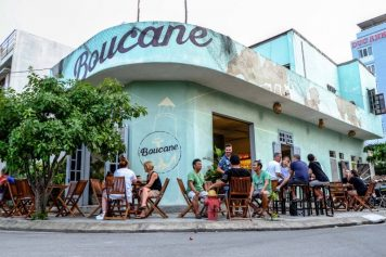 『Boucane』ダナン在住者に人気のカジュアルバーで1杯※閉店※