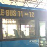 ハノイノイバイ空港国際線⇔国内線乗り継ぎ用シャトルバスの利用方法
