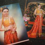 タイで変身写真館2014/6 Thai Style Studio ไทย สไตล์ สตูดิโอ
