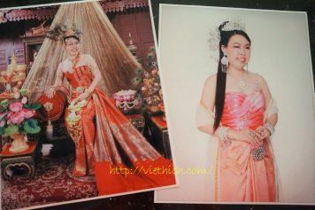 タイで変身写真館2016年6月 Thai Style Studio ไทย สไตล์ สตูดิโอ