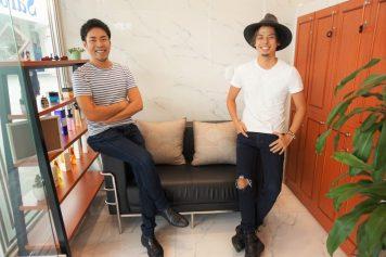 ハノイの日系美容室AUBEヘアデザイナー2人にインタビュー【前編】