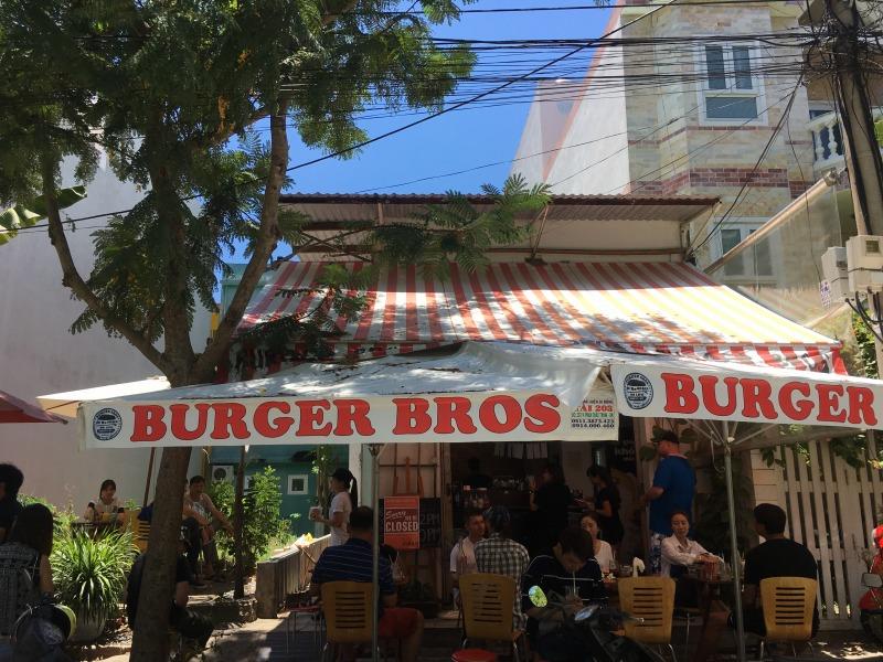 Burger bros