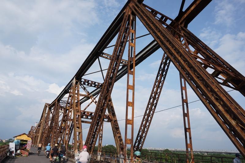 ロンビエン橋 (2)