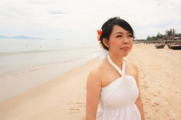 ベトナム・ホイアンでビーチウェディングフォト撮影をしてきました