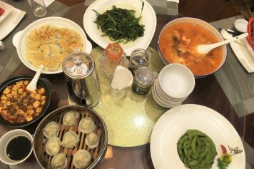 ハノイの安くて美味しい中華料理店『頂泰豊(ディンタイフォン)』