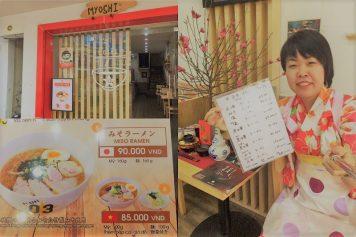 ハノイで岩手のラーメンMY OSHI 03【テト期間にバイト体験!】