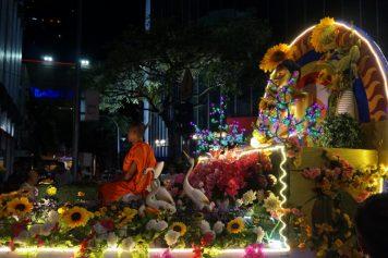Wesak Day Celebration (ウェサックデー・パレード@マレーシア)2016