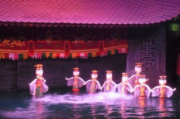 ハノイ名物『タンロン水上人形劇』は最終日の観劇がお薦め!?