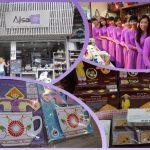 ベトナム各地から選りすぐりの商品が揃うハノイの人気土産店『Ajisai』