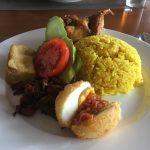 スパイシーで辛い味付け!!ハノイでインドネシア料理店『BATAVIA』
